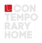 Contemporary Home Logo