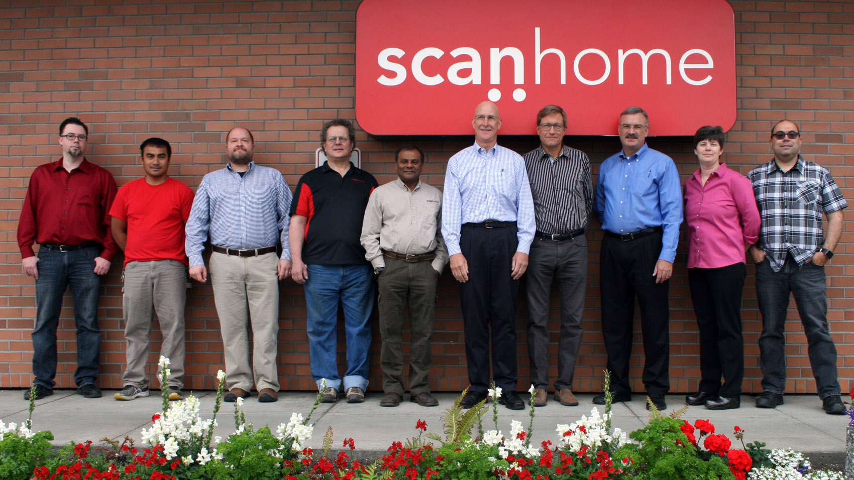 The Scan Home Team